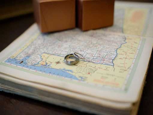 Tune Farm Alabama Wedding Venue Rings Map